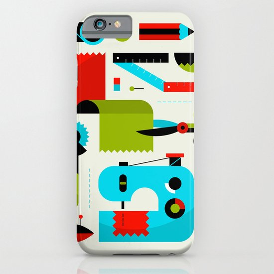 Sewing Kit iPhone & iPod Case