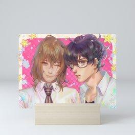 purikura Mini Art Print