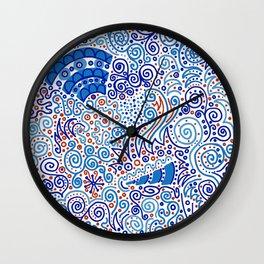 Ka-doodle Doodle Dooooo! Wall Clock