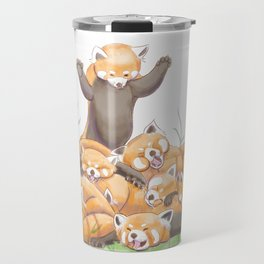 Sneaky attack Travel Mug