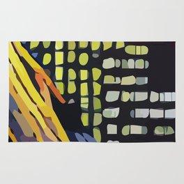 Abstract 100 #5 Rug