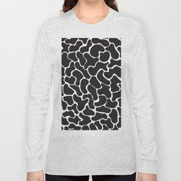 80s Memphis Cow Long Sleeve T-shirt