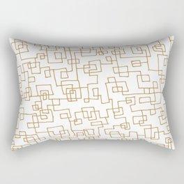 Goldwire Rectangular Pillow