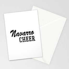 Navarro Cheer Stationery Cards