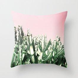 Cactus Cactus Throw Pillow