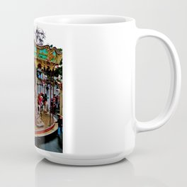 Merry Go Round Paree Coffee Mug