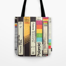 VHS Detail I Tote Bag