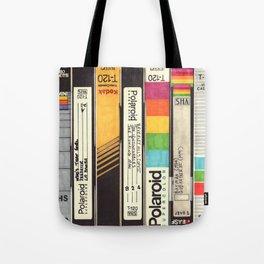 VHS Detail I Tote Bag
