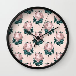 Gothic Design Pattern Wall Clock