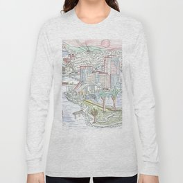 Long Beach Long Sleeve T-shirt