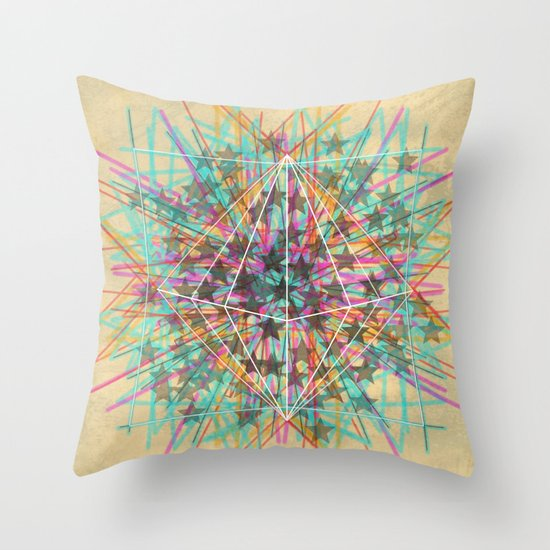 Starbus_rt Throw Pillow