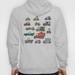 old cars Hoody