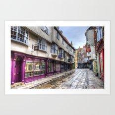 The Shambles York Art Print