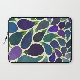 Eggplant's party Laptop Sleeve