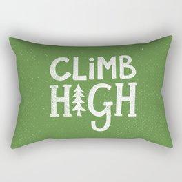 CLIMB HIGH Rectangular Pillow