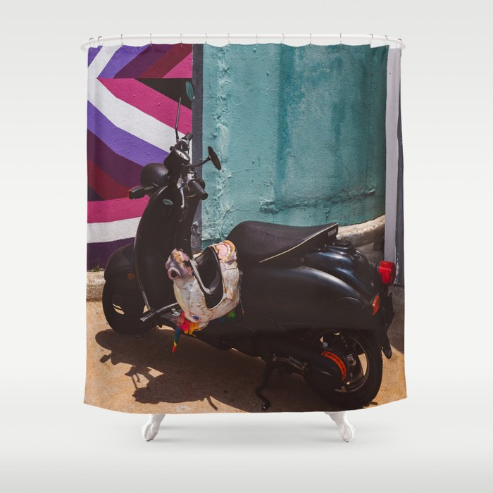 Keep Austin Weird Shower Curtain by bethanyyoung | Society6