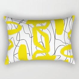 Open Book Rectangular Pillow