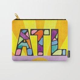 Atlanta Sunburst Carry-All Pouch