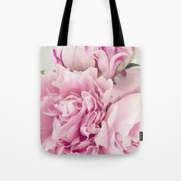 PEONY TRIO Tote Bag