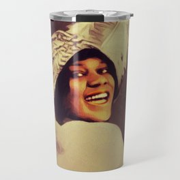 Bessie Smith, Music Legend Travel Mug