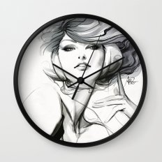 Pepper Bella Wall Clock