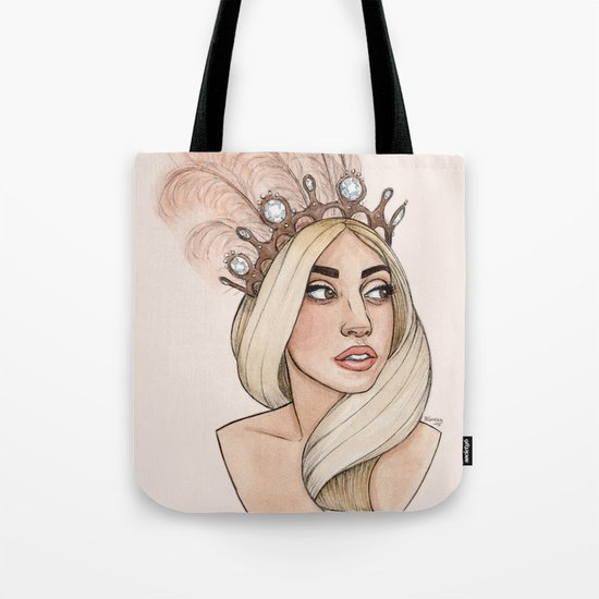 ARTPOP Princess Tote Bag