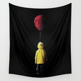 It Georgie Stained Glass Wall Tapestry