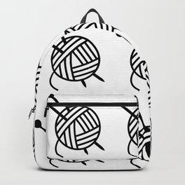 Yarn love Backpack