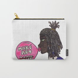 A Bubble Gum Narrative Carry-All Pouch