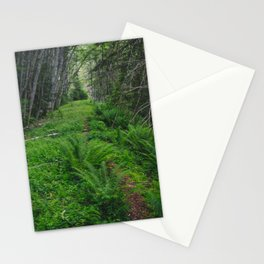 Overgrown Road Stationery Cards