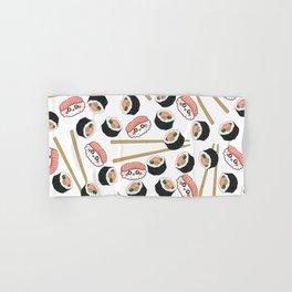 Happy Sashimi Hand & Bath Towel