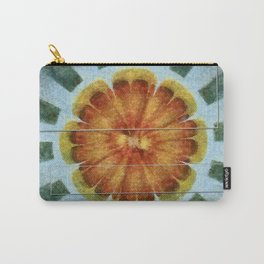 Bacterially Pattern Flower  ID:16165-042044-49241 Carry-All Pouch