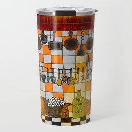 Ratatouille's Kitchen Travel Mug