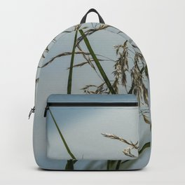 Grass Blowing in the Wind Backpack