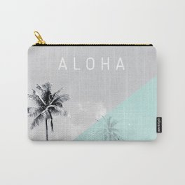 Island vibes retro - Aloha Carry-All Pouch