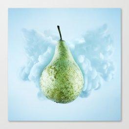 Angel pear Canvas Print