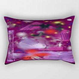 Homage to Balzac n.8 Rectangular Pillow