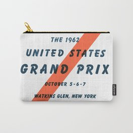 Grand Prix At The Glen Carry-All Pouch