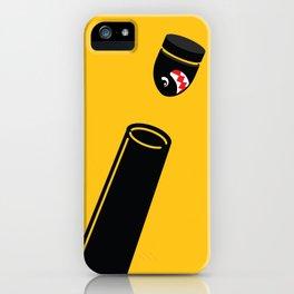 Bullet Bill iPhone Case