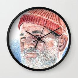 LifeAquatic  Wall Clock