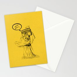 Belly Dancer Habebe Stationery Cards