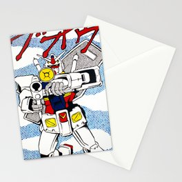 POP FUSION - R-78 Gundam Stationery Cards