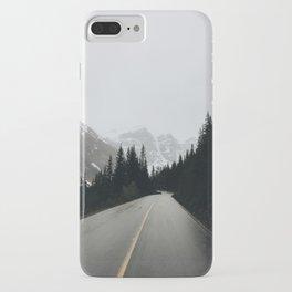 Moraine Lake Road iPhone Case