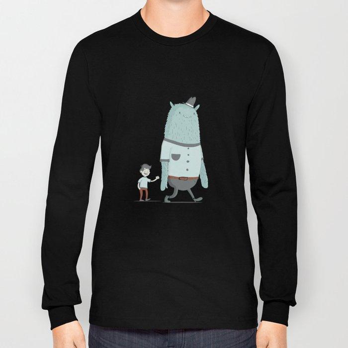New Best Friend Long Sleeve T-shirt