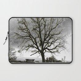 L'arbre de Gourdon Laptop Sleeve