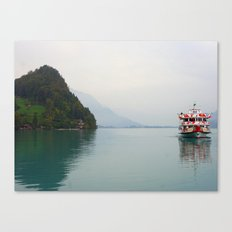 Smooth Waters Canvas Print