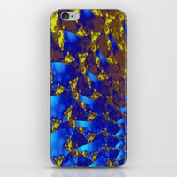 fractal iPhone & iPod Skins featuring Fractal. by Assiyam