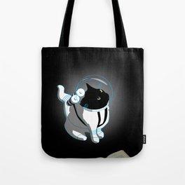 Space Phantom Tote Bag