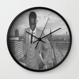 In the Daisy's Wall Clock