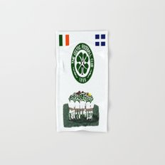 Celtic Football Club  Hand & Bath Towel